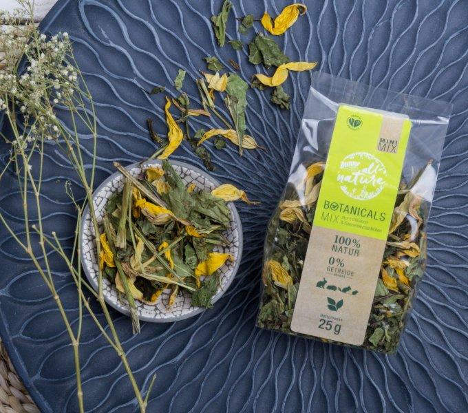 BOTANICALS MINI MIX -  aus Echinacea & Sonnenblumenblüten