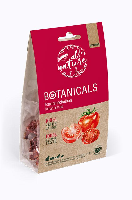 BOTANICALS Snacks - Tomatenscheiben Packung