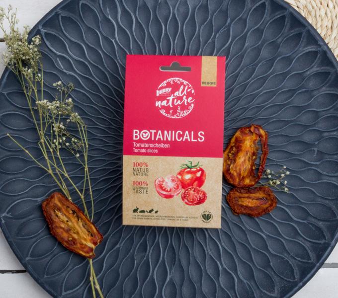 BOTANICALS Snacks - Tomatenscheiben Cover
