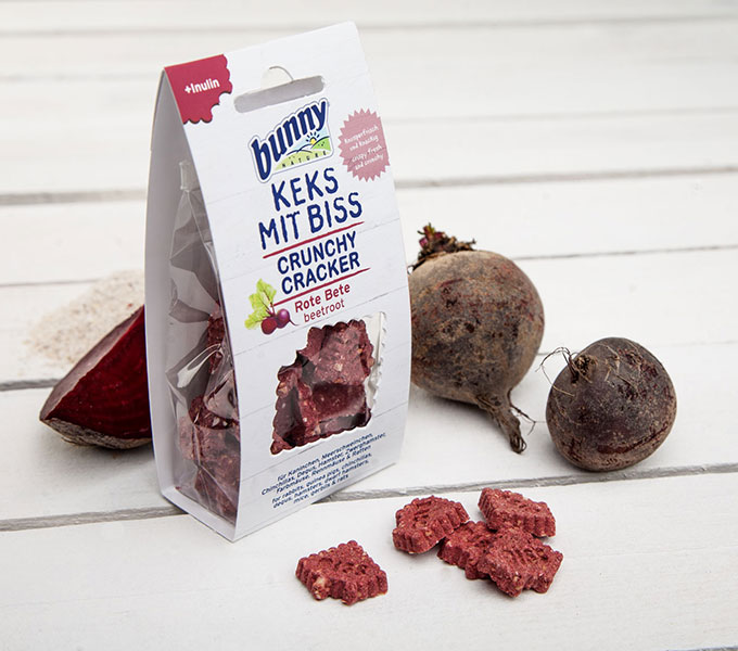Keks mit BISS Rote Beete Cover