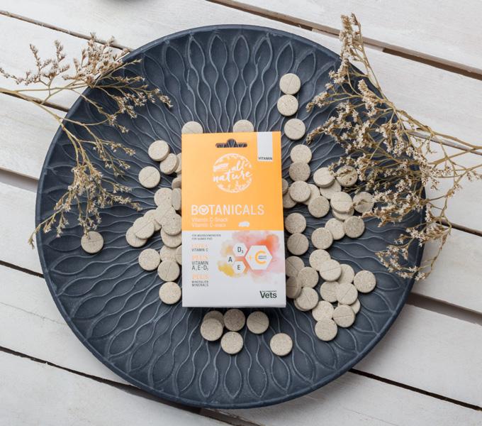 BOTANICALS Vitamin - Vitamin C-Snack Cover